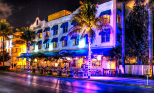 En Miami Ocean Drive, una excelente opción