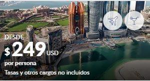 Dubái, Abu Dabi y Leyendas de Arabia desde 249$